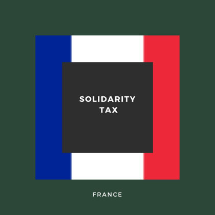 French Solidarity Tax