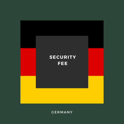 German Security Fee