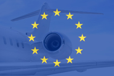 aviation eu ets flag