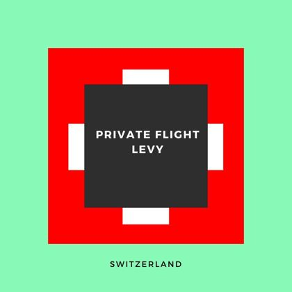 Swiss Private Flight Levy